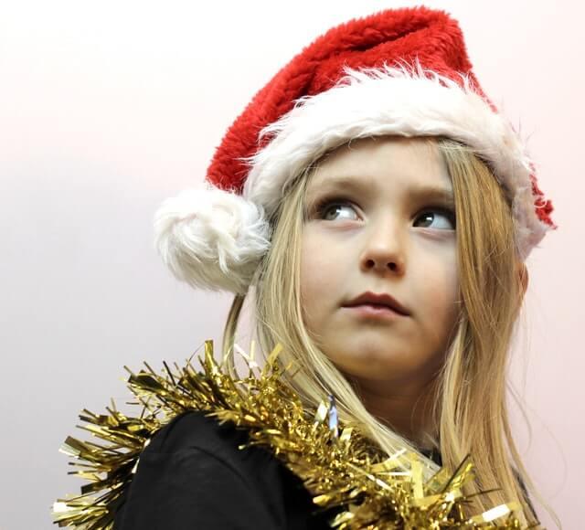 Que é feito do espírito de Natal?