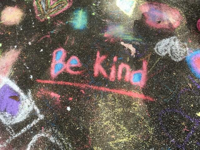 A importância dos actos aleatórios de bondade